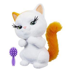 PELUCHE FurReal Animaux Fuzz Fabulous Kitty O2KNU