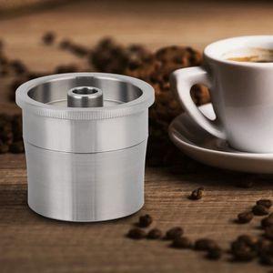 COMBINÉ EXPRESSO CAFETIÈRE Filtre à café réutilisable de tasse de capsules de