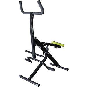 Corde de traction pour bande pour appareils de musculation /à la maison Motion Fitness Exercices de soul/èvement et dexercices des jambes multifonctions pour abdominaux 3 en 1 Sissy Squat Machine