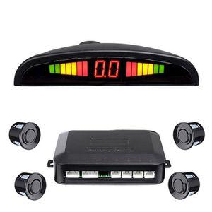 RADAR DE RECUL LED d'affichage de voiture d'inversion inverse par