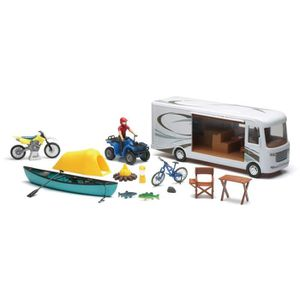 VOITURE - CAMION NEWRAY Coffret Camping Car