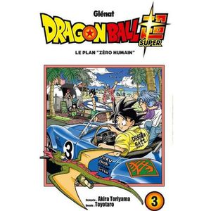 MANGA Dragon Ball Super Tome 3