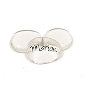 Marque place mariage galet - Achat / Vente Marque place mariage ...