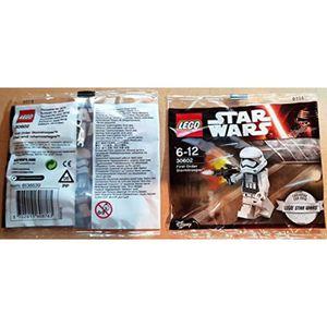 ASSEMBLAGE CONSTRUCTION Jeu D'Assemblage HEC4J Lego Star Wars 30602 Premie