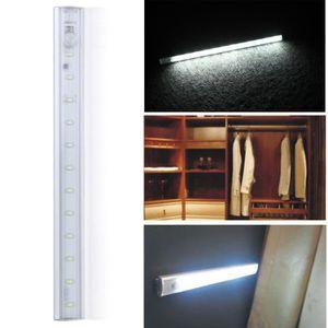 ECLAIRAGE DE MEUBLE LED Lampe Lumière sous le cabinet PIR Capteur de m