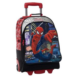 VALISE - BAGAGE MARVEL Trolley 2 Roues Convertible en Sac à Dos Sp