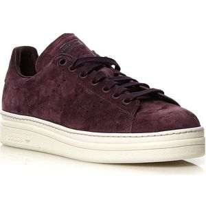 BASKET Stan Smith New Bold - Baskets en cuir - violine