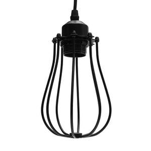 LUSTRE ET SUSPENSION NEUFU Rétro Lustre LED Lampe Suspension Plafonnier