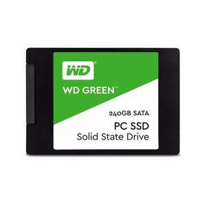 DISQUE DUR SSD Western Digital Green SSD 240 Go 2,5