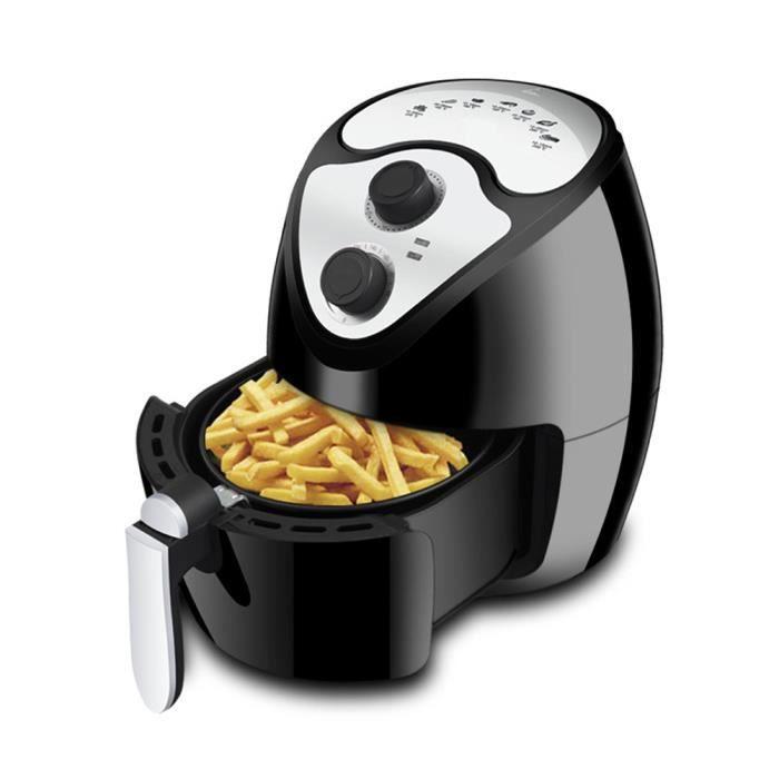 Friteuse à air friteuse électrique domestique sans huile 1300W 220V~50Hz 2.6L