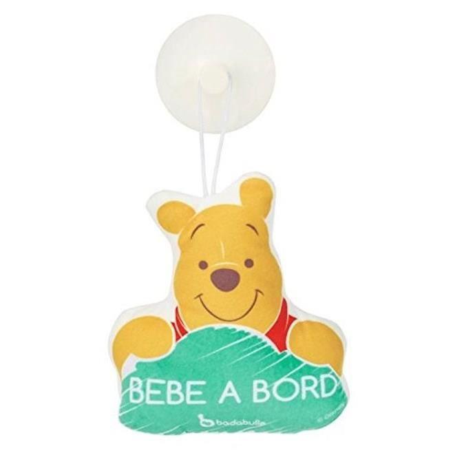BADABULLE Bébé à Bord - Winnie