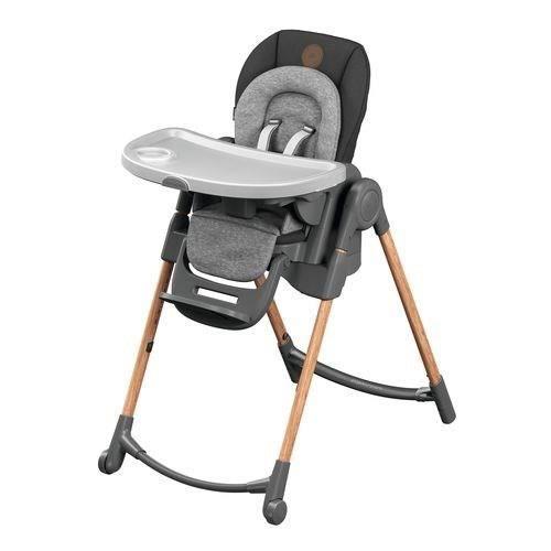 Bébé Confort Chaise Haute Minla Essential Graphite