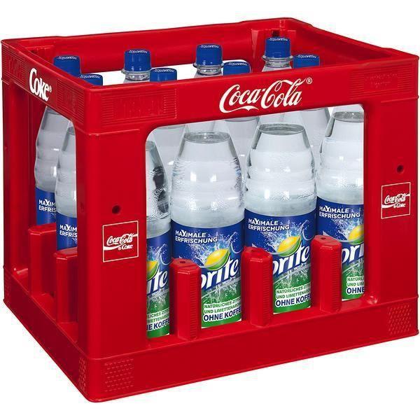 Coca Cola Sprite 12 x 1l