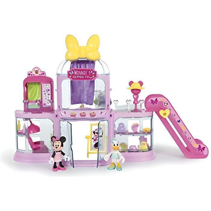 IMC Toys Mouse Centre Commercial de Minnie, 182554, TU 182554