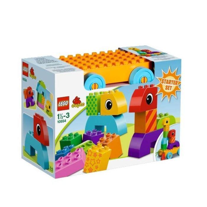 LEGO® DUPLO 10554 Jeu de Construction Tout-Petits