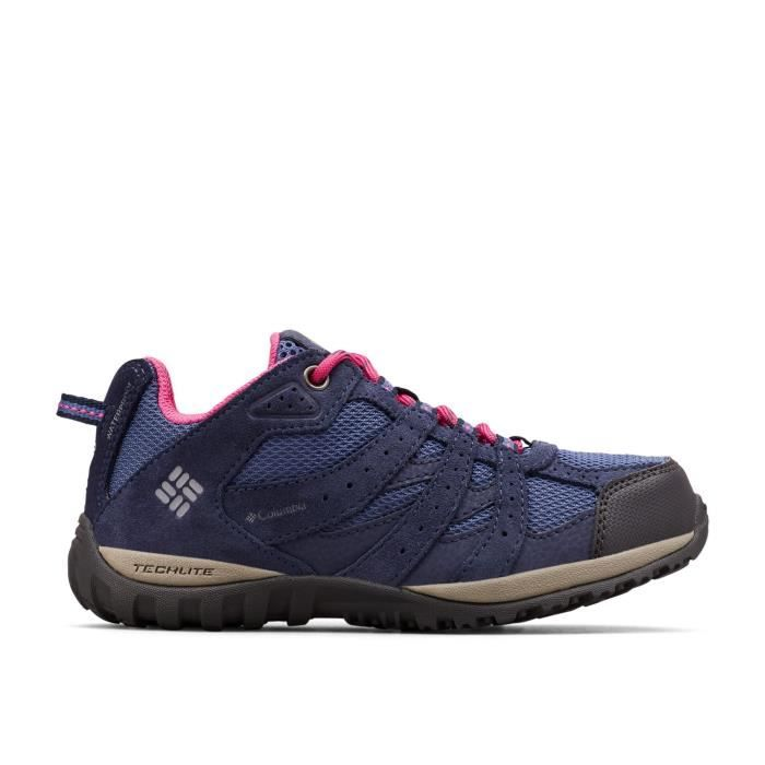 Chaussures de marche junior Columbia Redmond waterproof