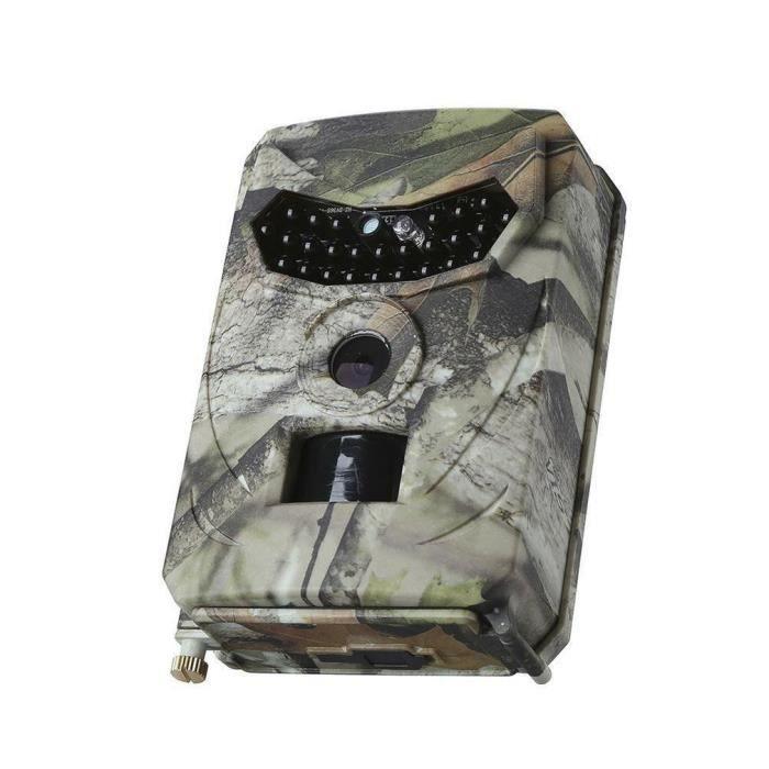 Caméra de chasse Pr-100 infrarouge 1080P caméra d'imagerie thermique nuit suivi de la faune observer