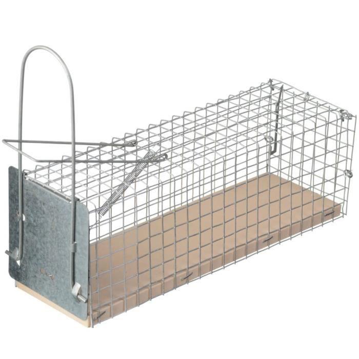Luxueux Magnifique- Piège à rat sans cruauté 27,5 x 9,5 x 9,5 cm 6060105