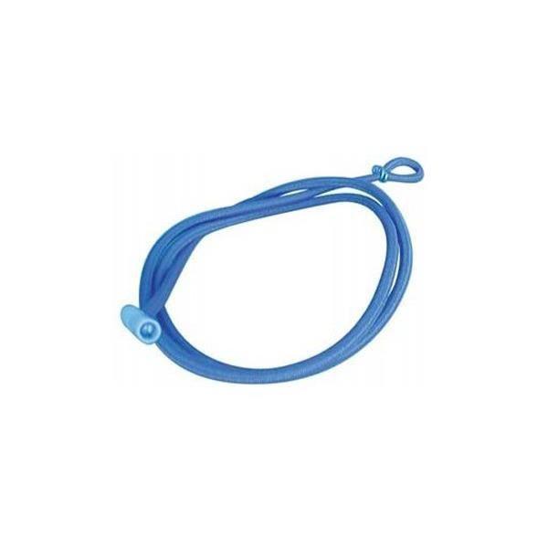 Lot de 10 Sandow bleu pour enrouleur de bâche à bulles