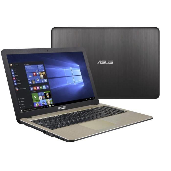 """ORDINATEUR PORTABLE Ordinateur Portable ASUS VivoBook X540NA - 15.6"""" H"""