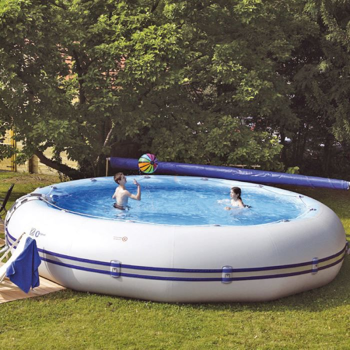 Piscine winky 5 00 m h 1 20 m zodiac original of piscine for Piscine zodiac occasion