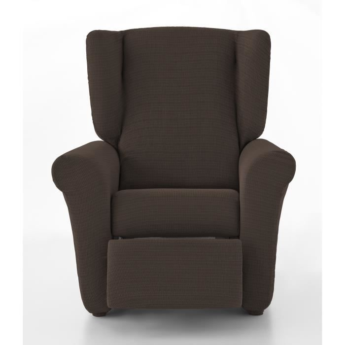 Relax Maron Achat Cher Fauteuil Vente Pas mNOvn08yw