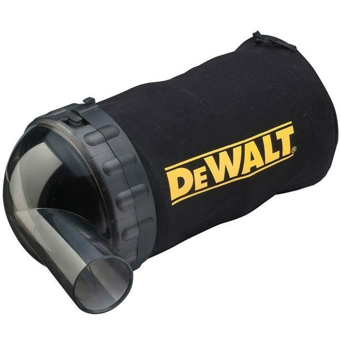 DeWalt DWV9390 Raboteuse Sac à Poussière-Compatible avec DCP580