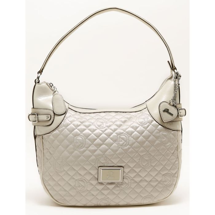 Sac à main Guess femme SC317101 beige - Sac à main Guess couleur ...