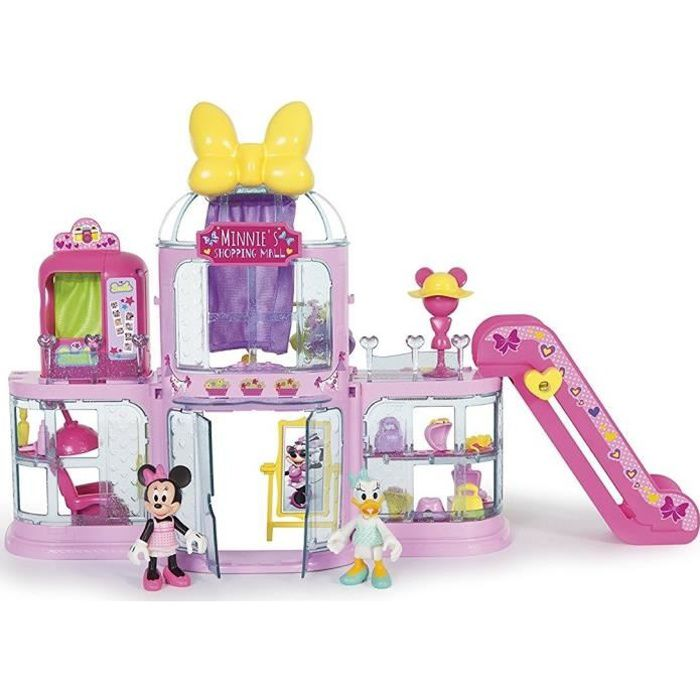 jouet fille minnie achat vente jeux et jouets pas chers. Black Bedroom Furniture Sets. Home Design Ideas