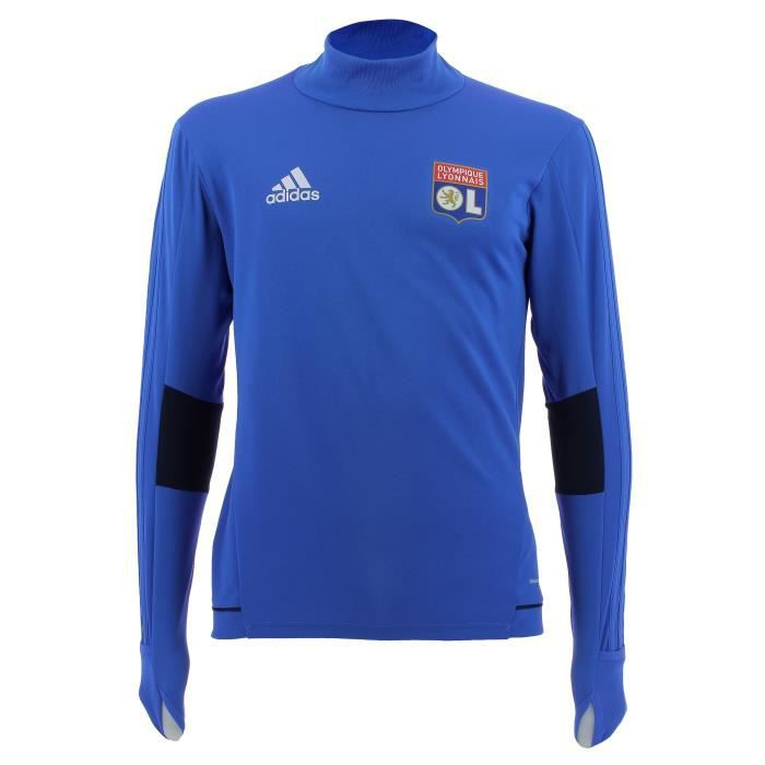 Training Junior Lyonnais OL Olympique Sweat Top Adidas N08wkZPnOX