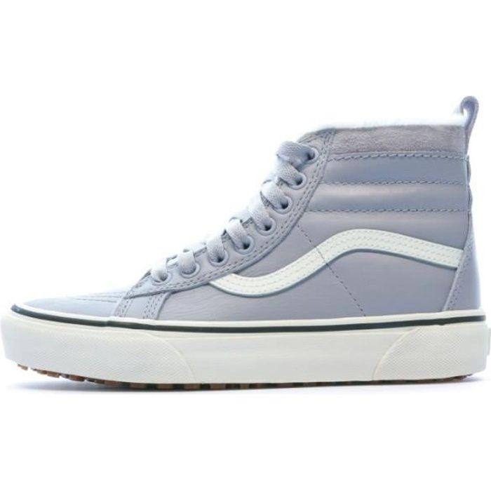 chaussure vans mauve