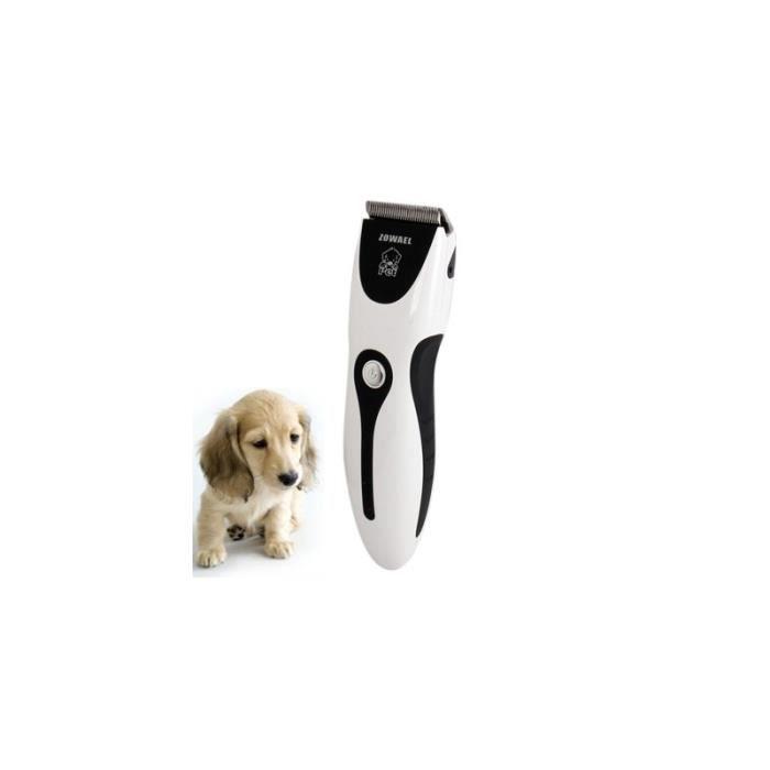 TONDEUSE CHEVEUX  Tondeuse chien chià cheveux professionnel recharge