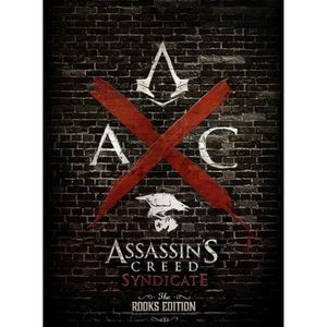 JEU PS4 Assassin's Creed Syndicate Edition Collector The R