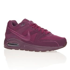 best loved various colors hot sale online NIKE Baskets Air Max Command Chaussures Femme Prune - Achat ...