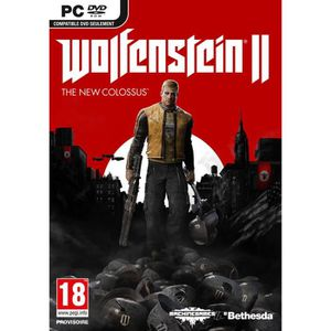 JEU PC Wolfenstein II The New Colossus Jeu PC