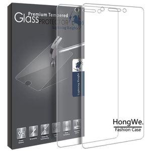 FILM PROTECT. TÉLÉPHONE HLMonkey® 2x Huawei Honor 6C Protection d'écran en