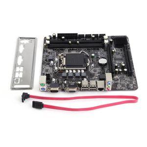 CARTE MÈRE Carte mère professionnelle H55 A1 LGA 1156 DDR3 RA
