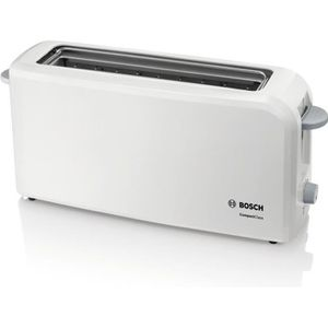 GRILLE-PAIN - TOASTER BOSCH TAT3A001 Grille-pain CompactClass - Blanc