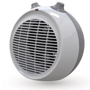 RADIATEUR ÉLECTRIQUE Radiateur Soufflant 3000 W IP20 & IP21 Gris