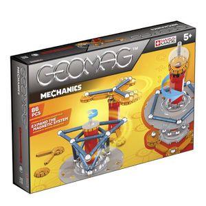 ASSEMBLAGE CONSTRUCTION Geomag 721 - Jeu De Construction - Mechanics - 86