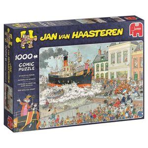 PUZZLE puzzle Jumbo intocht 1000 Pièces
