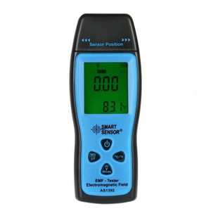 MULTIMÈTRE SMART SENSOR Handheld Mini Digital LCD EMF Tester