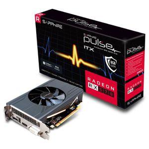 CARTE GRAPHIQUE INTERNE Sapphire Pulse RX 570 Carte graphique Radeon RX 57