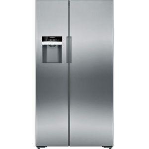 RÉFRIGÉRATEUR AMÉRICAIN Réfrigérateur Américain Siemens KA92DVI25 • Réfrig