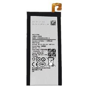 Batterie téléphone Batterie Li-ion rechargeable EB-BG57CABE de 2600mA