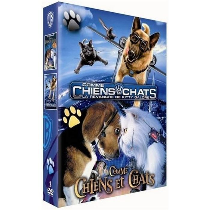 dvd comme chiens et chats 1 comme chiens et c en dvd. Black Bedroom Furniture Sets. Home Design Ideas