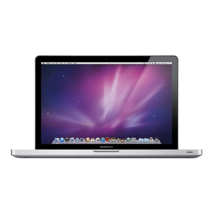 Ordinateur portable MacBook Pro 13.3 pouces A1278 Intel Core...