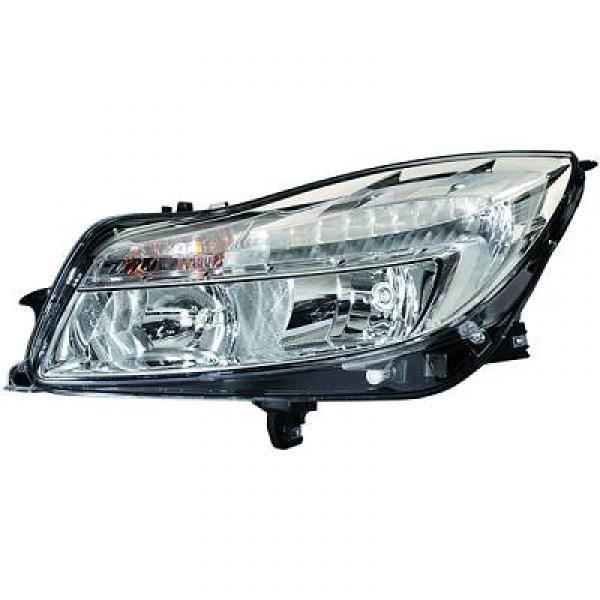phare projecteur principal GAUCHE pour Opel Insignia Limousine-Sportstourer 08->>
