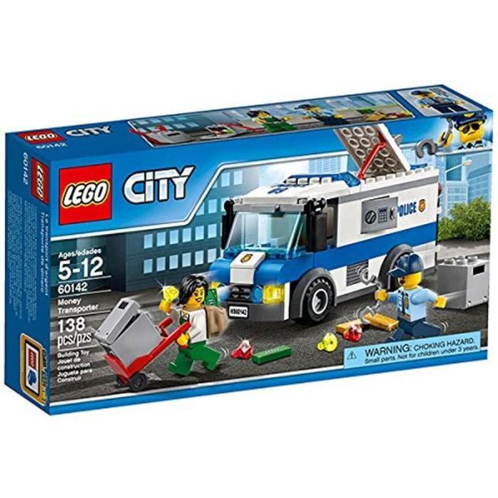 Lego Police de la ville - Transporter l'argent 2OGE4I