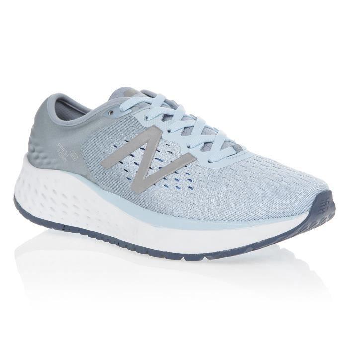 NEW BALANCE 1080 running - Femme - bleu et grise